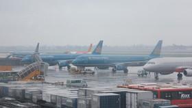 Tạm dừng khai thác 3 sân bay miền Trung do ảnh hưởng bão số 5