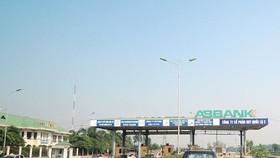 Trạm BOT Nội Bài - Vĩnh Yên