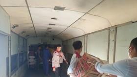 Đường sắt công bố đường dây nóng tiếp nhận vận chuyển miễn phí hàng hóa cứu trợ