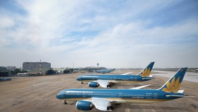 Tạm dừng khai thác 5 sân bay do ảnh hưởng bão số 9