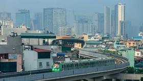 Đưa đường sắt Cát Linh - Hà Đông vào chạy thử