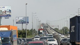 Cao tốc TPHCM – Long Thành – Dầu Giây đã có 8 làn thu phí không dừng