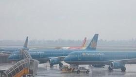 14 chuyến bay bị hủy, hoãn do thời tiết xấu tại sân bay Vinh