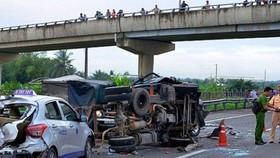 Tai nạn giao thông tăng sau Tết Tân Sửu