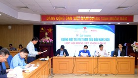 Ban tổ chức bình chọn Gương mặt trẻ Việt Nam tiêu biểu 2020
