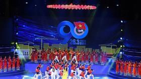 Lễ kỷ niệm 90 năm thành lập Đoàn TNCS Hồ Chí Minh