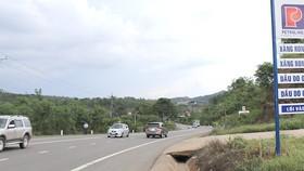 """QL20 có nhiều """"điểm đen"""" tai nạn giao thông cần được khắc phục"""