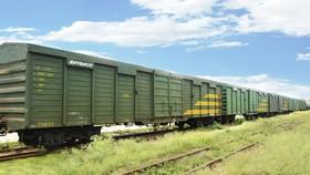 Giảm 50% giá cước vận tải đường sắt cho hàng nông sản vùng dịch đi các tỉnh phía Nam