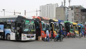 Các đơn vị kinh doanh vận tải hành khách theo tuyến cố định được lựa chọn giờ xuất bến