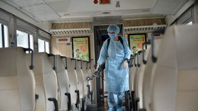 Đường sắt chạy lại tàu Hà Nội - Hải Phòng, Hà Nội - TPHCM từ ngày 3-10