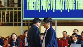 Đối chất lời khai của cựu tướng Nguyễn Thanh Hóa tại tòa