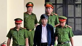 """Bị cáo Nguyễn Thanh Hóa: """"Thực chất tội của tôi là không làm hết trách nhiệm, để tội phạm xảy ra"""""""