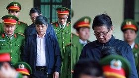 2 ông Phan Văn Vĩnh và Nguyễn Thanh Hóa tiếp tục hầu tòa