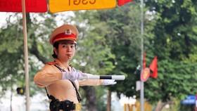 Phân luồng giao thông phục vụ trận Việt Nam - Malaysia