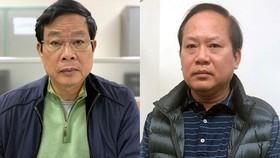 Truy tố 2 cựu Bộ trưởng Bộ TT-TT Nguyễn Bắc Son và Trương Minh Tuấn