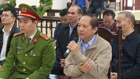 """Ông Trương Minh Tuấn """"cảm thấy nhục, xấu hổ với tội nhận hối lộ"""""""