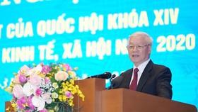 """Tổng Bí thư, Chủ tịch nước: Tránh biểu hiện """"hoàng hôn nhiệm kỳ"""" trước mỗi kỳ đại hội"""