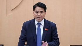 Chủ tịch UBND TP Hà Nội Nguyễn Đức Chung: Có trường hợp cán bộ, công chức phải xử lý hình sự