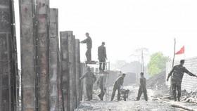 3 cán bộ, chiến sĩ công an hy sinh tại Miếu Môn