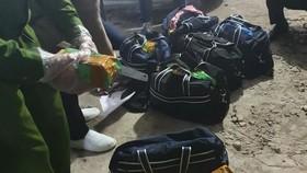 Phá đường dây vận chuyển nửa tấn ma túy xuyên quốc gia