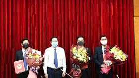 Nhân sự mới ở một số đơn vị thuộc Bộ Nội vụ