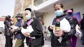 Thêm điểm phát gạo miễn phí cho người khó khăn ở Hà Nội