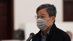 Viện Kiểm sát đề nghị y án đối với ông Nguyễn Bắc Son