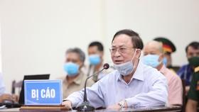 Ông Nguyễn Văn Hiến xin lỗi Đảng, nhân dân và đồng đội