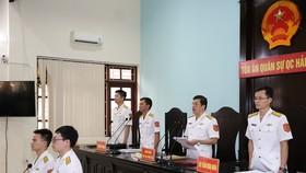 Ông Nguyễn Văn Hiến lĩnh 4 năm tù giam