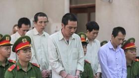 Y án tử hình đối với 6 bị cáo trong vụ sát hại nữ sinh giao gà ở Điện Biên