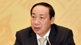Khởi tố nguyên Thứ trưởng Bộ GT-VT Nguyễn Hồng Trường và ông Đinh La Thăng