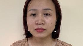 Khởi tố nữ kế toán trưởng Trung tâm Kiểm soát bệnh tật Hà Nội