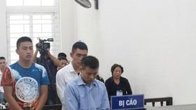 Đối tượng cướp ngân hàng ở Sóc Sơn lĩnh 23 năm tù
