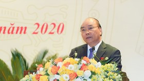 Thủ tướng Nguyễn Xuân Phúc dự Đại hội đại biểu Đảng bộ Công an Trung ương lần thứ VII