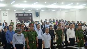 Ba người kháng cáo trong vụ án ông Trần Bắc Hà