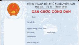 Hà Nội triển khai cấp căn cước công dân lưu động