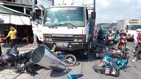 Ngày thứ 2 nghỉ Tết Dương lịch, 13 người chết vì tai nạn giao thông