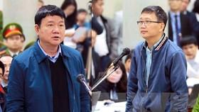 Ông Đinh La Thăng và Trịnh Xuân Thanh sắp hầu tòa ở Hà Nội