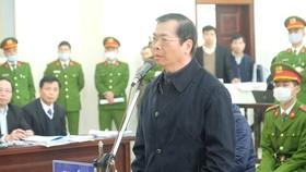 Hoãn phiên xét xử cựu Bộ trưởng Vũ Huy Hoàng lần 2
