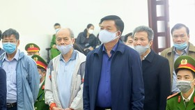 Ông Đinh La Thăng nói cáo trạng mang quan điểm buộc tội thời 1.0