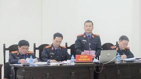 Viện Kiểm sát: Trịnh Xuân Thanh giữ vai trò đồng phạm cao nhất