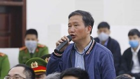 """Bị cáo Trịnh Xuân Thanh: """"Tôi thêm 5 năm, 10 năm nữa không vấn đề gì..."""""""