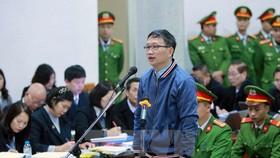 Bị cáo Trịnh Xuân Thanh kháng cáo toàn bộ bản án trong vụ án Ethanol Phú Thọ