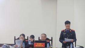 Viện Kiểm sát bác bỏ quan điểm đổi tội danh cho các bị cáo vụ Gang thép Thái Nguyên