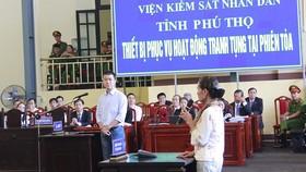 Hủy quyết định tha tù trước thời hạn với phạm nhân Phan Sào Nam