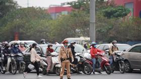 Hướng đi các phương tiện dịp nghỉ lễ 30-4 và 1-5 tại Hà Nội