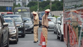 Chủ động lên phương án chống ùn tắc giao thông sau dịp nghỉ lễ