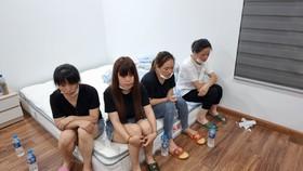 Phát hiện thêm 12 người Trung Quốc không có giấy tờ nhập cảnh hợp lệ