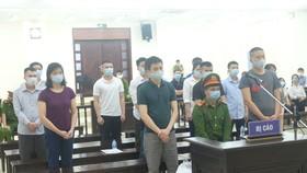 Các bị cáo trong vụ án Công ty Nhật Cường xin giảm nhẹ hình phạt