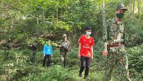 Từ Lào Cai xuống Bắc Ninh để đưa người xuất cảnh trái phép sang Trung Quốc